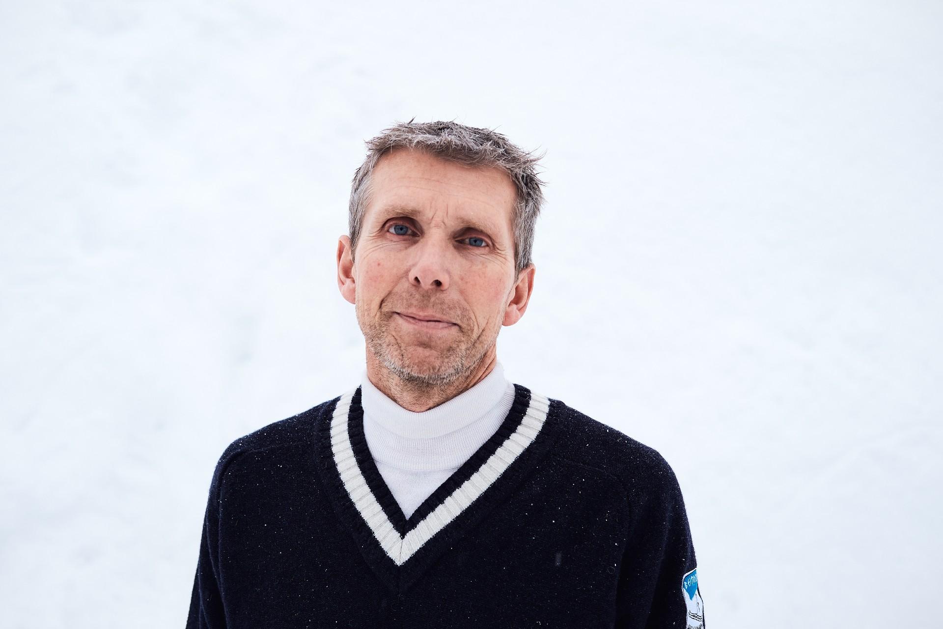 Tor Erik  Heyerdahl Nyquist