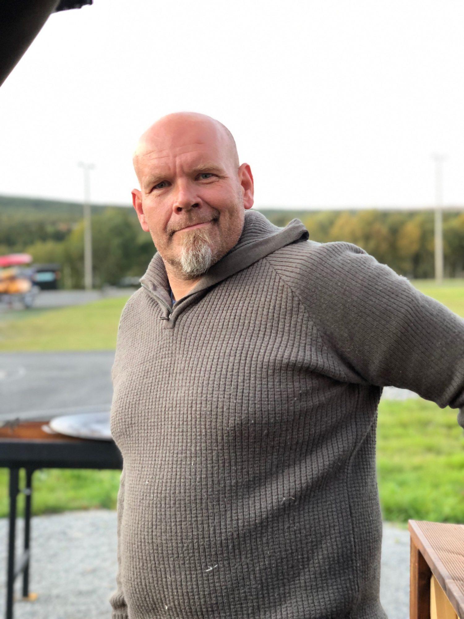 Kjell Vidar Røyne